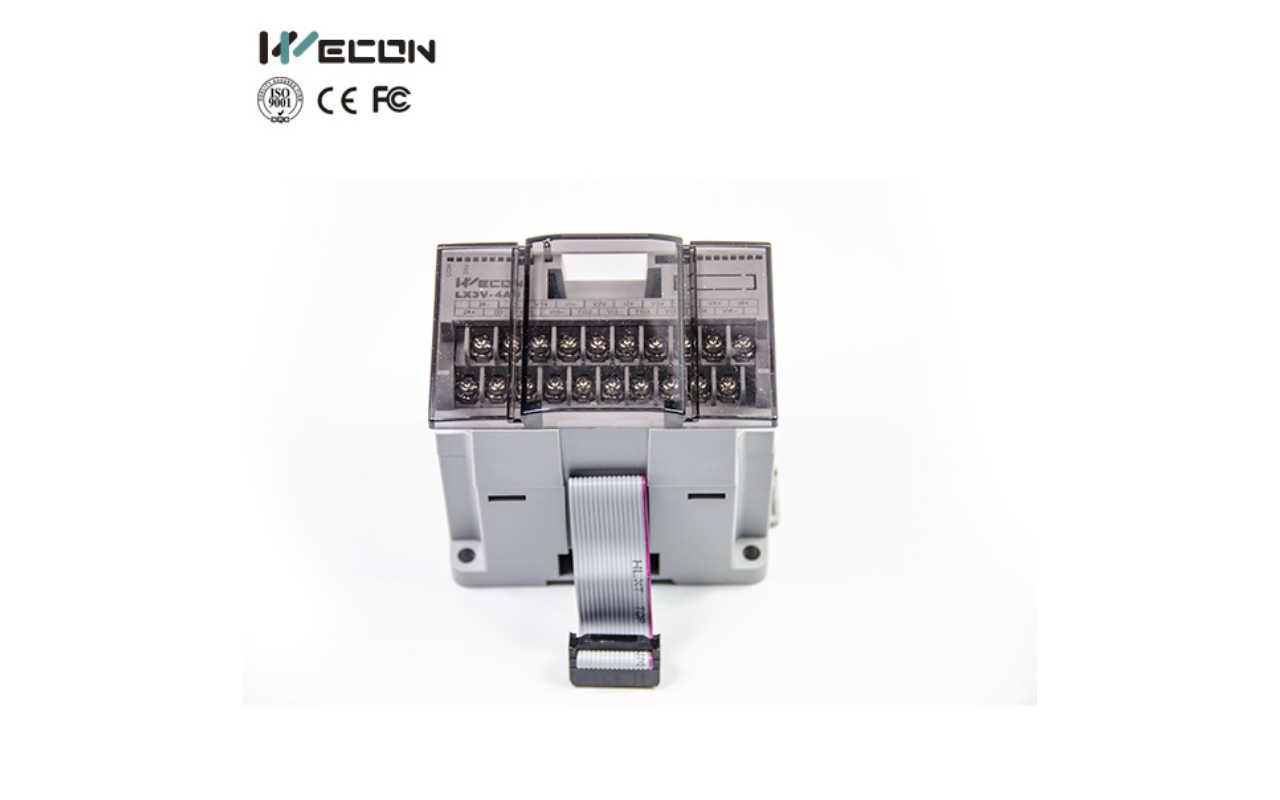 Wecon LX3V-4PT 4 Thermocouple Resistance Input PLC