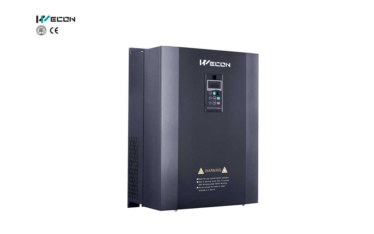 Wecon 8000B VFD 11 – 400 кВт